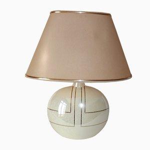 Vintage Keramiklampe von Louis Drimmer, 1970er