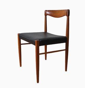 Dänischer Stuhl von H.W. Klein für Bramin, 1960er