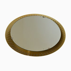 Italian Illuminated Wall Mirror from Stilnovo, 1960s