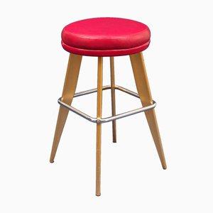 Taburete americano vintage de Gasser Chair Co. Inc.