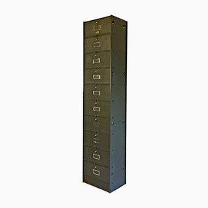 Industrieller Schubladenschrank von Roneo, 1960er
