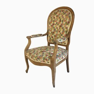 Late 19th Century Voltaire Lounge Chair