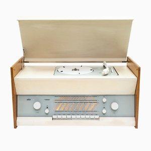 Tocadiscos serie Atelier 1-81 de Dieter Rams para Braun, 1961