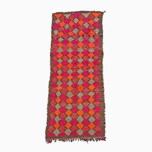 Marokkanischer Vintage Boujad Teppich, 1980er