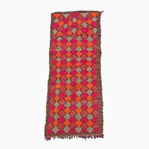 Vintage Moroccan Boujad Rug, 1980s