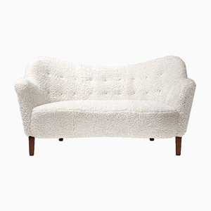 Model 185 Sofa from Slagelse, 1952