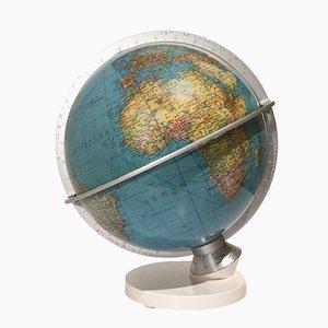 Globe Duplex Mid-Century avec Éclairage par Paul Ostergaard pour Columbus Verlag