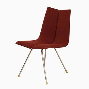 Roter GA Stuhl von Hans Bellmann für Horgenglarus, 1950er