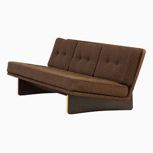 Sofá de tres plazas modelo 671 de Kho Liang le para Artifort, años 70