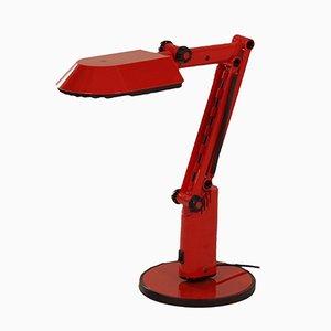 Lámpara de escritorio de Tom Ahlstrom & Hans Ehrich para Fagerhults, años 70