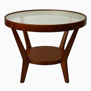 Table Basse par Antonin Kropacek & Karel Kozelka pour Interier Praha, 1956