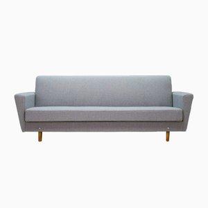 Divano letto vintage grigio di Dantos Møbler