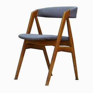 Vintage Dining Chair by T.H. Harlev for Farstrup Møbler
