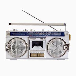 Lettore di cassette GF-5454 di Sharp, anni '80