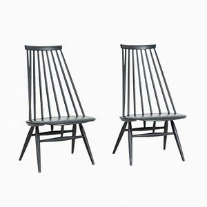Mademoiselle Stühle von Ilmari Tapiovaara für Edsby Verken, 1961, 2er Set