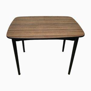 Tavolo da pranzo o scrivania vintage in formica