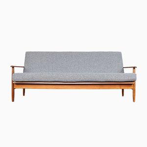 Dänisches Sofa in Teak, 1960er