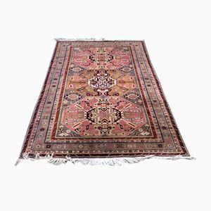 Handgearbeiteter Vintage Teppich