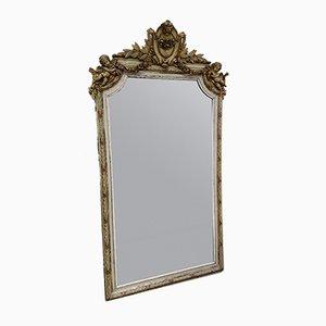 Espejo antiguo, década de 1900
