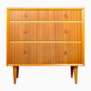Mid-Century Oak Chest of Drawers, 1960s