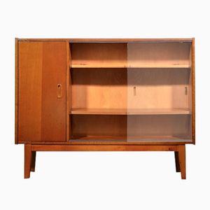 Mid-Century Teak Display Cabinet from Avalon