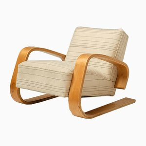 Vintage Tank Chair by Alvar Aalto for Artek