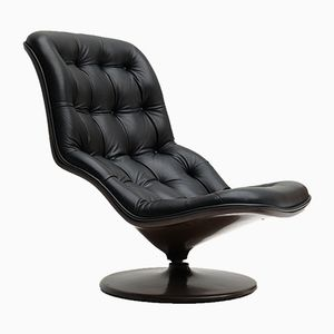 Vintage Shelby Lounge Chair by Georges van Rijck for Beaufort, 1970s