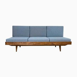 Czech Walnut Daybed, 1964