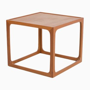 Vintage Danish Side Table by Peter Brink for BR Gelsted