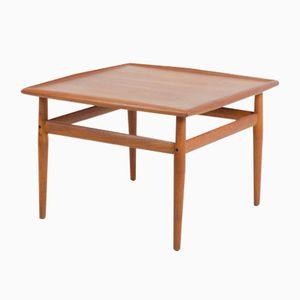 Table Basse en Teck par Grete Jalk, 1960s