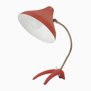 Lámpara de mesa sueca Mid-Century de EWA, años 60