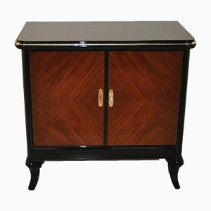 Art Deco Dresser with Cherry Veneer, 1920s