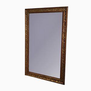 Specchio Art Deco dorato, anni '10