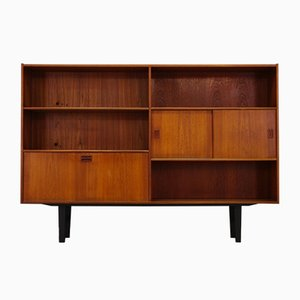 Danish Teak Bookcase from Westergaard Møbelfabrik
