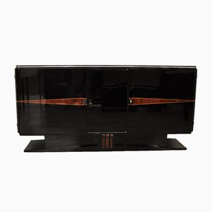 Vintage French Floating Sideboard, 1920s