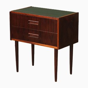 Mueble danés de palisandro con cajones, años 60