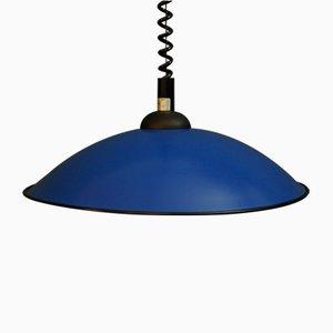 Lámpara colgante vintage de Lival, años 60