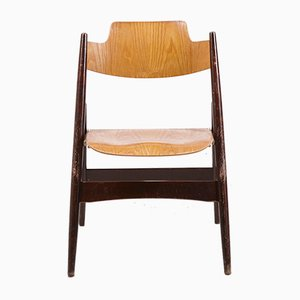 Mid-Century SE18 Foldable Chair by Egon Eiermann for Wilde+Spieth