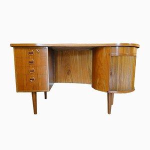 Bureau Modèle 54 par Kai Kristiansen pour Feldballes Møbelfabrik, 1950s