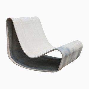 Garden Loop Chair by Willy Guhl, 1980s