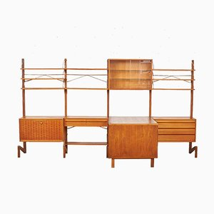 Royal System Wall Unit by Paul Cadovius for Cado, 1948