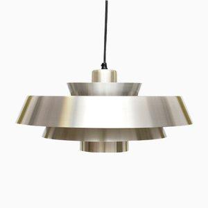 Vintage Nova Pendant Lamp by Jo Hammerborg for Fog & Mørup, 1960s