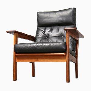 Vintage Lounge Chair by Børge Jensen & Sønner for Bernstorffsminde Mobelfabrik