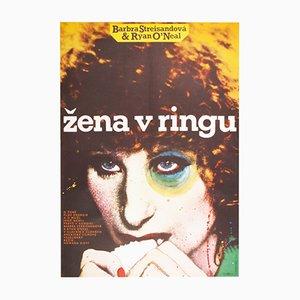 The Main Event Filmposter von Zdeněk Ziegler, 1982