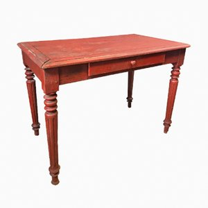 Vintage French Writing Table