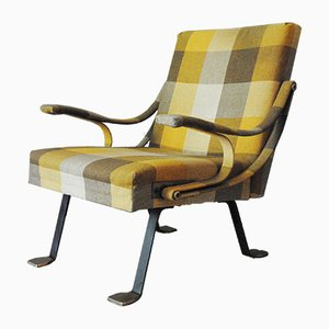 Di Gamma Lounge Chair by Ignazio Gardella for Gavina, 1950s