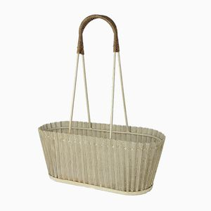 Rigitulle Basket by Mathieu Matégot, 1950s
