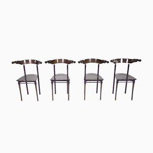Vintage Jansky Chairs by Bořek Šípek for Driade, Set of 4
