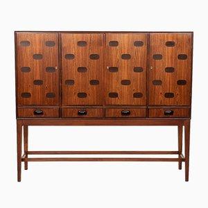 Vintage Dot Cabinet by Tove & Edvard Kindt-Larsen for Gustav Bertelsen, 1950s