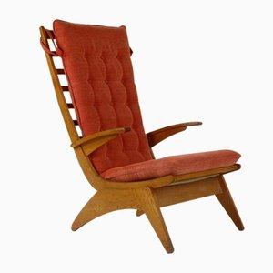 Sessel von Jos Den Drijver für De Ster Gelderland, 1950er